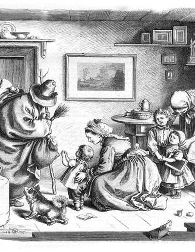 Santa Claus Origin