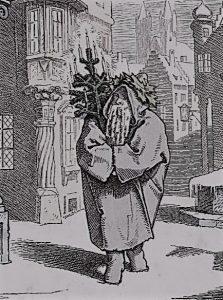 Herr Winter With Tree