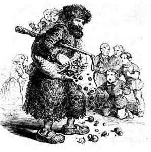 Knecht Ruprecht 1863