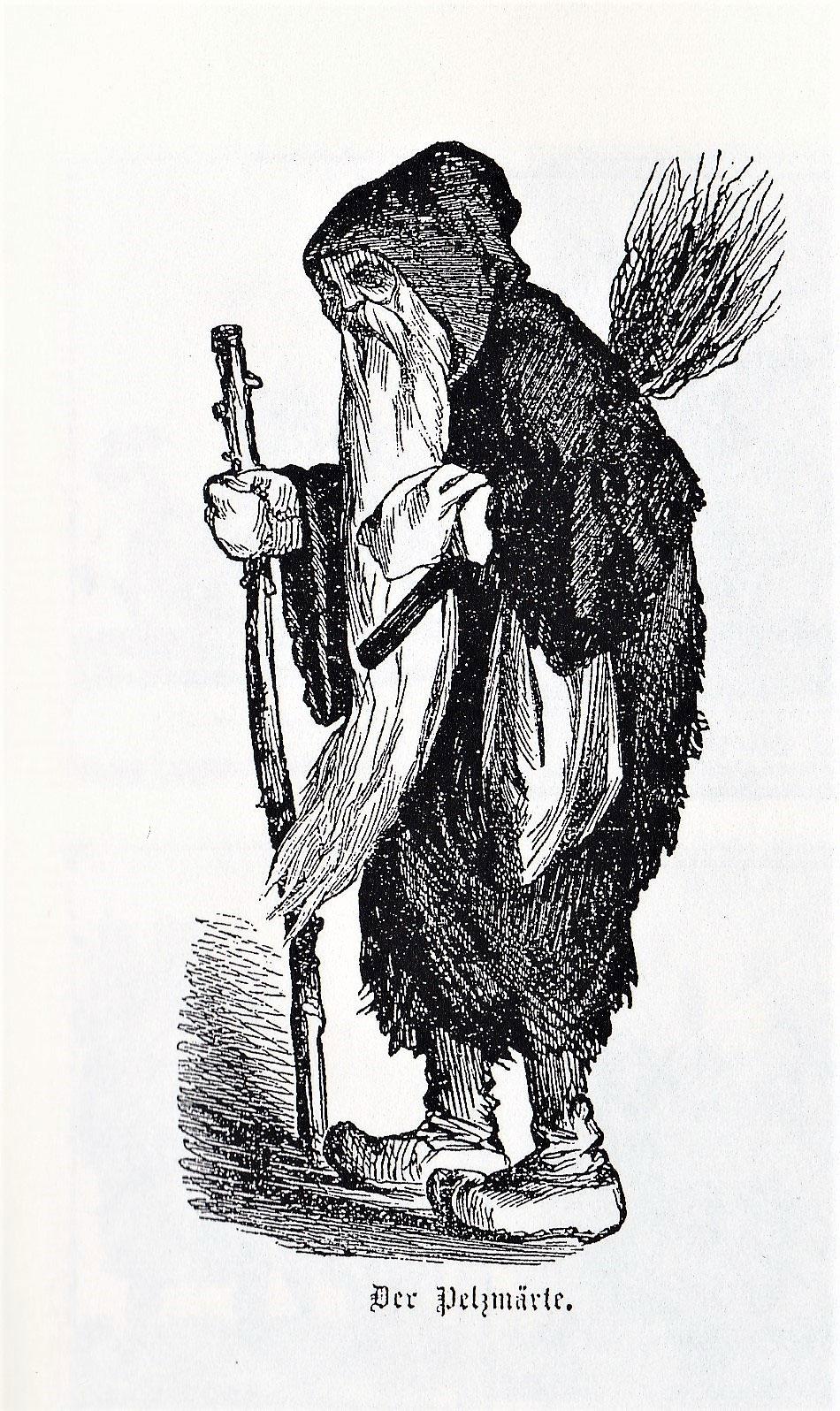 Der Pelzmarte 1863