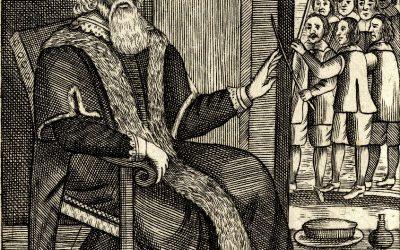Father Christmas 1686