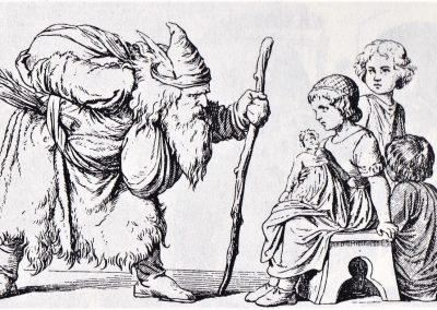 Knecht Ruprecht 1852