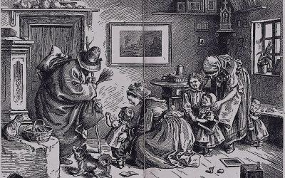 Der Knecht Ruprecht 1875