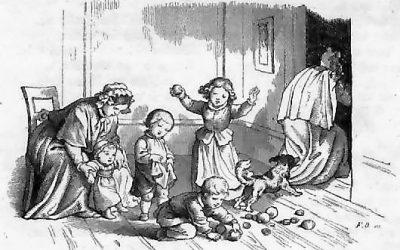 Knecht Ruprecht, Part 2 1852