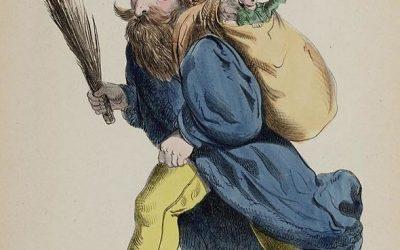 Der Pelzemartel 1850
