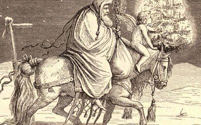 Weihnachtsaufzug 1848