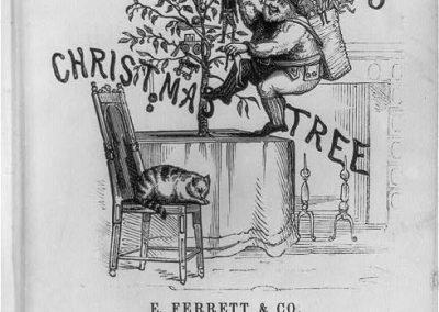 Kriss Kringle S Christmas Tree 1945