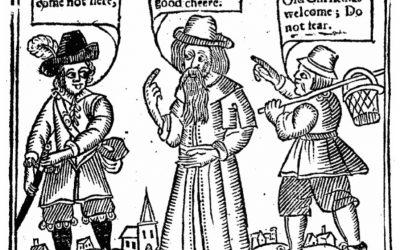 Old Christmas 1652