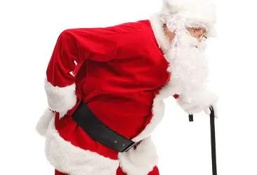 "Avoid ""Santa Spine"" This Holiday Season"