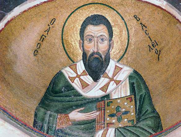 St Basil Greek Gift Giver