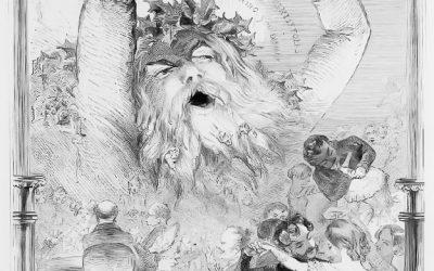 Father Christmas 1847
