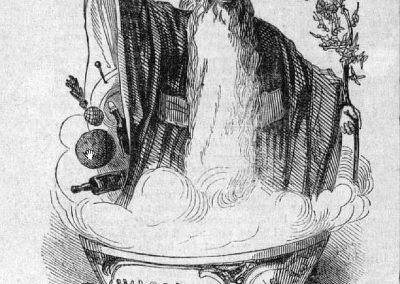 Old Christmas Illustrated London News December 24 1842