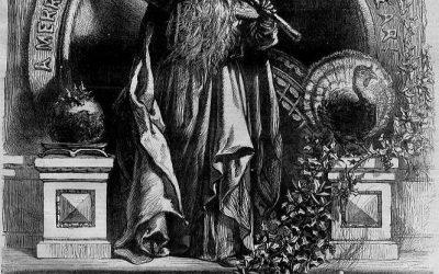 Santa Claus by George Beard, 1872
