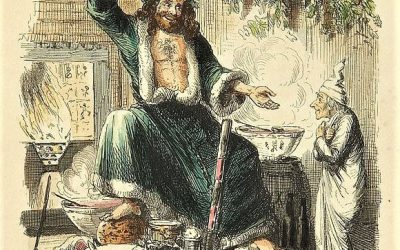 Scrooge's Third Visitor 1843